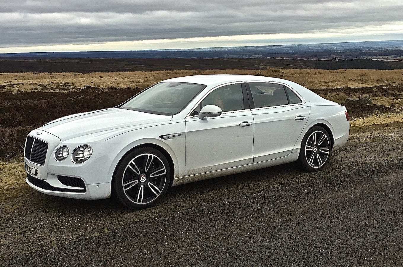17 All New 2019 Bentley Flying Spur Price And Release Date