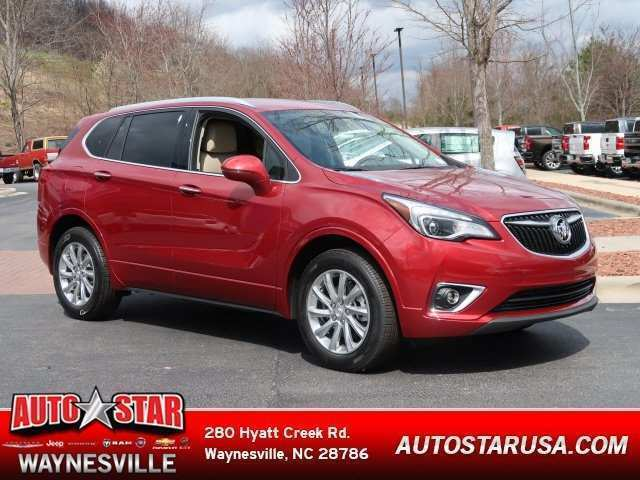 17 All New 2019 Buick Envision Model