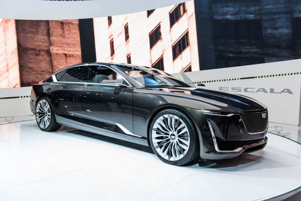 17 All New 2019 Cadillac Elmiraj Performance