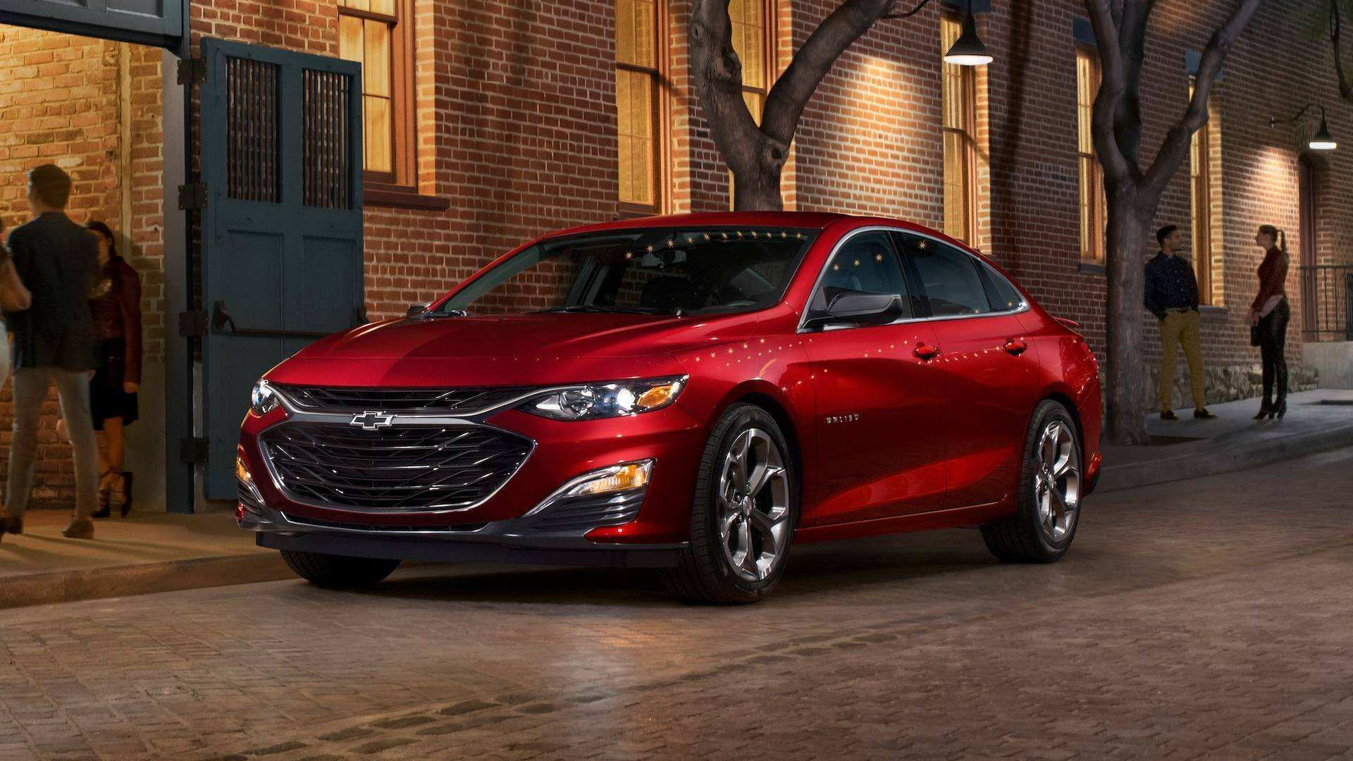 17 All New 2019 Chevrolet Malibu History