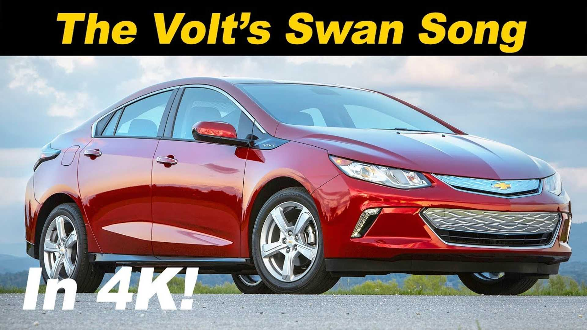 17 All New 2019 Chevy Volt Redesign And Review