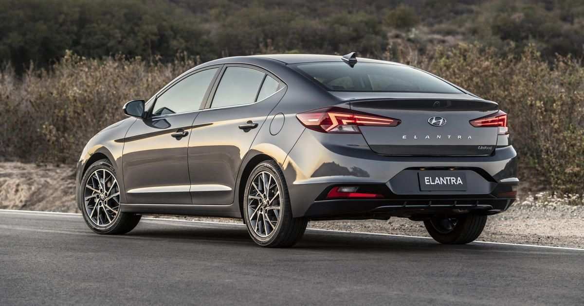 17 All New 2019 Hyundai Elantra Release Date And Concept