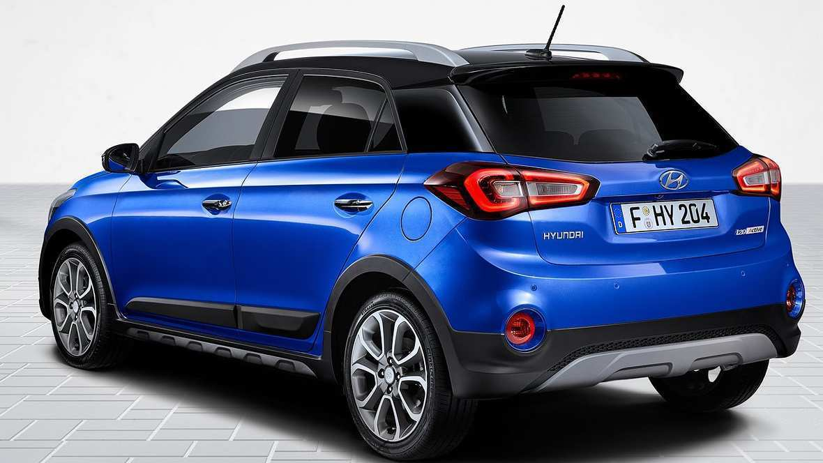 17 All New 2019 Hyundai I20 Overview