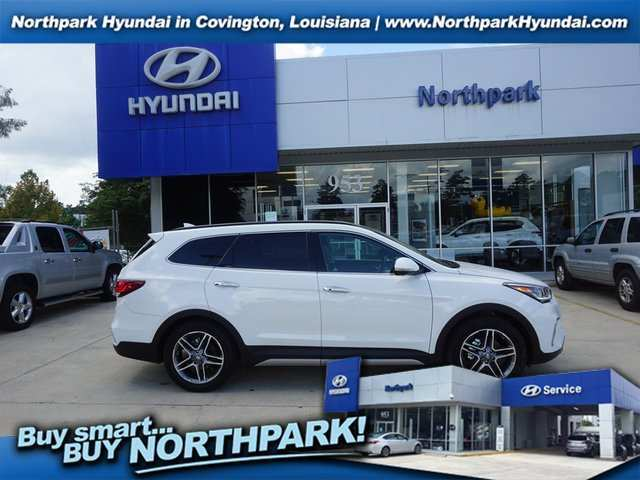 17 All New 2019 Hyundai Veracruz Engine
