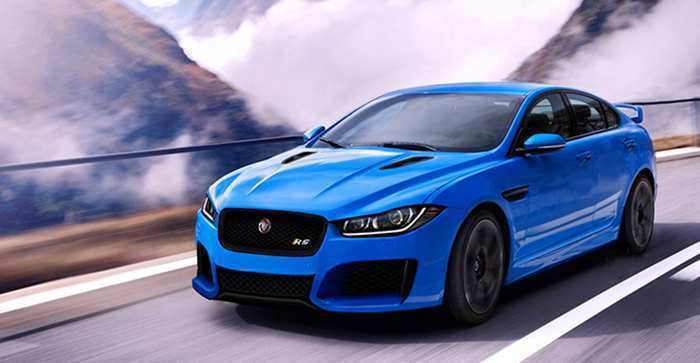 17 All New 2019 Jaguar Xe Svr Model