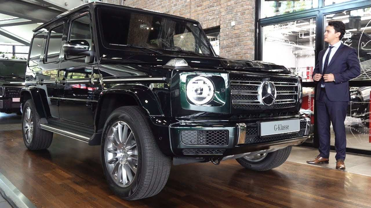 17 All New 2019 Mercedes G Class Redesign