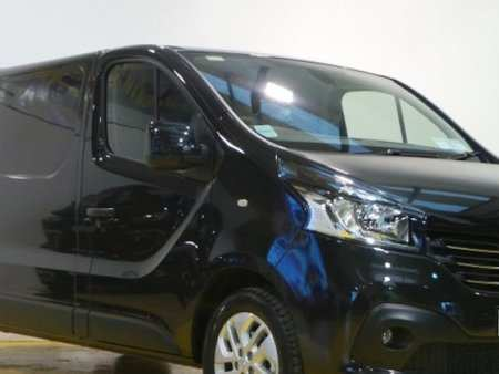 17 All New 2019 Renault Trafic Release Date