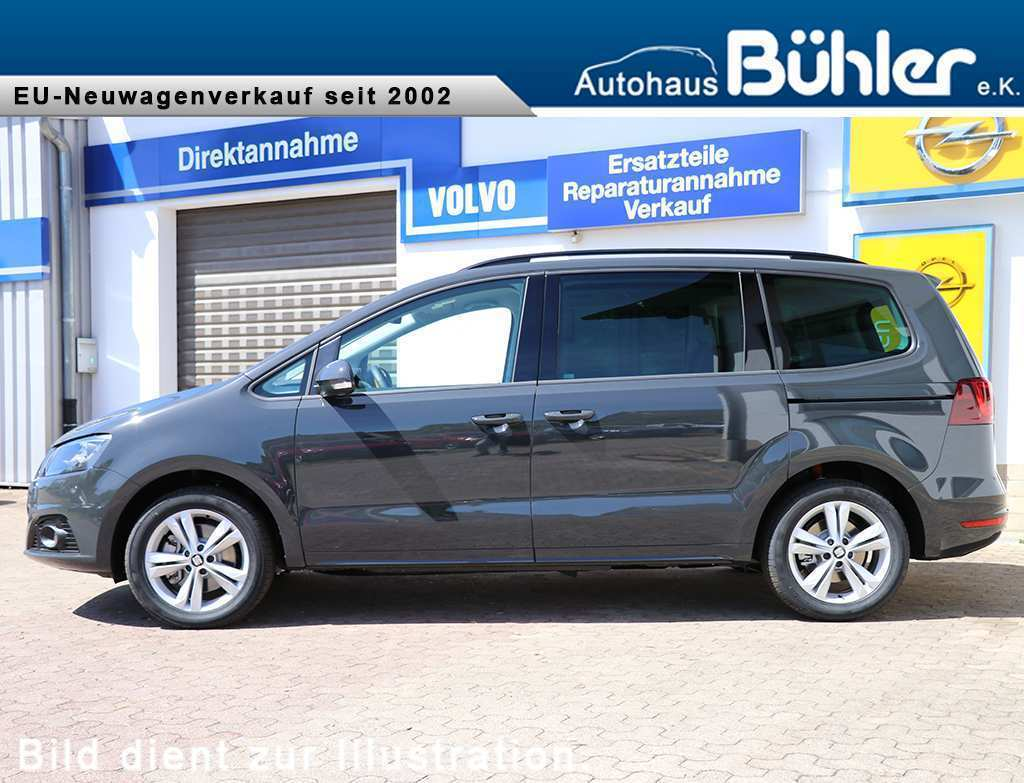 17 All New 2019 Seat Alhambra Redesign And Review