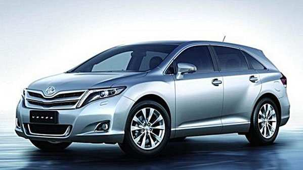 17 All New 2019 Toyota Venza Spesification