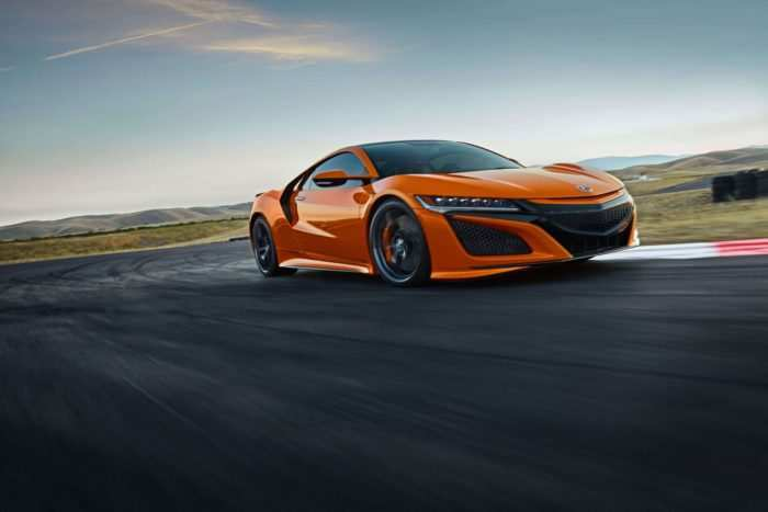 17 All New 2020 Acura NSXs Photos