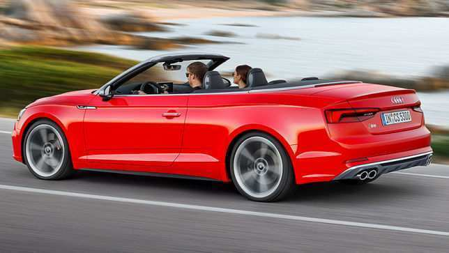17 All New 2020 Audi S5 Cabriolet Speed Test
