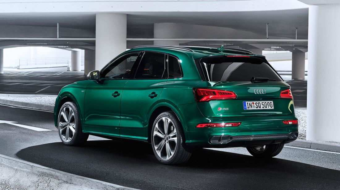 17 All New 2020 Audi Sq5 Research New
