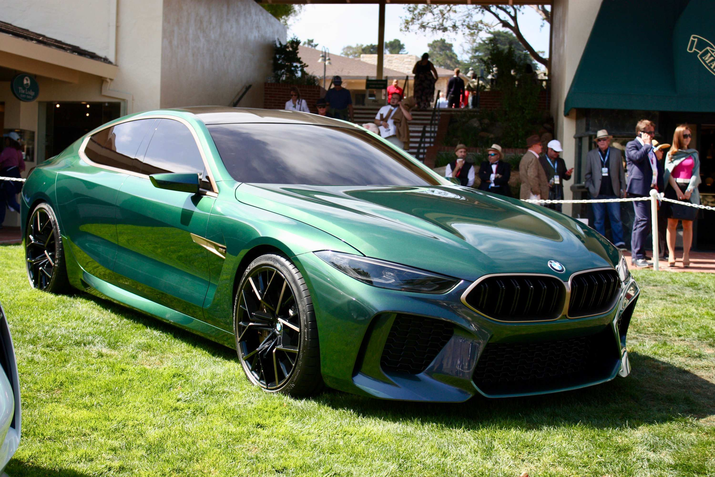 17 All New 2020 BMW M8 Spesification