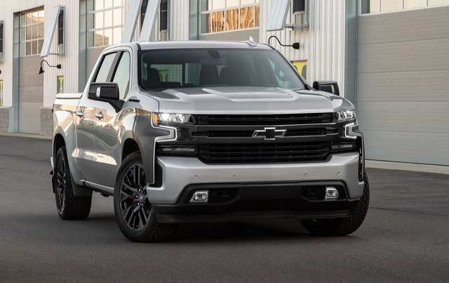 17 All New 2020 Chevy Silverado Style