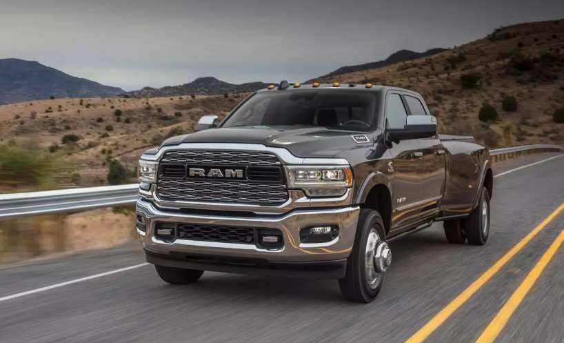 17 All New 2020 Dodge Ram 3500 New Model And Performance