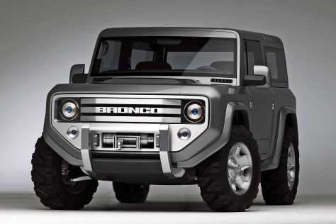 17 All New 2020 Ford Bronco Pricing