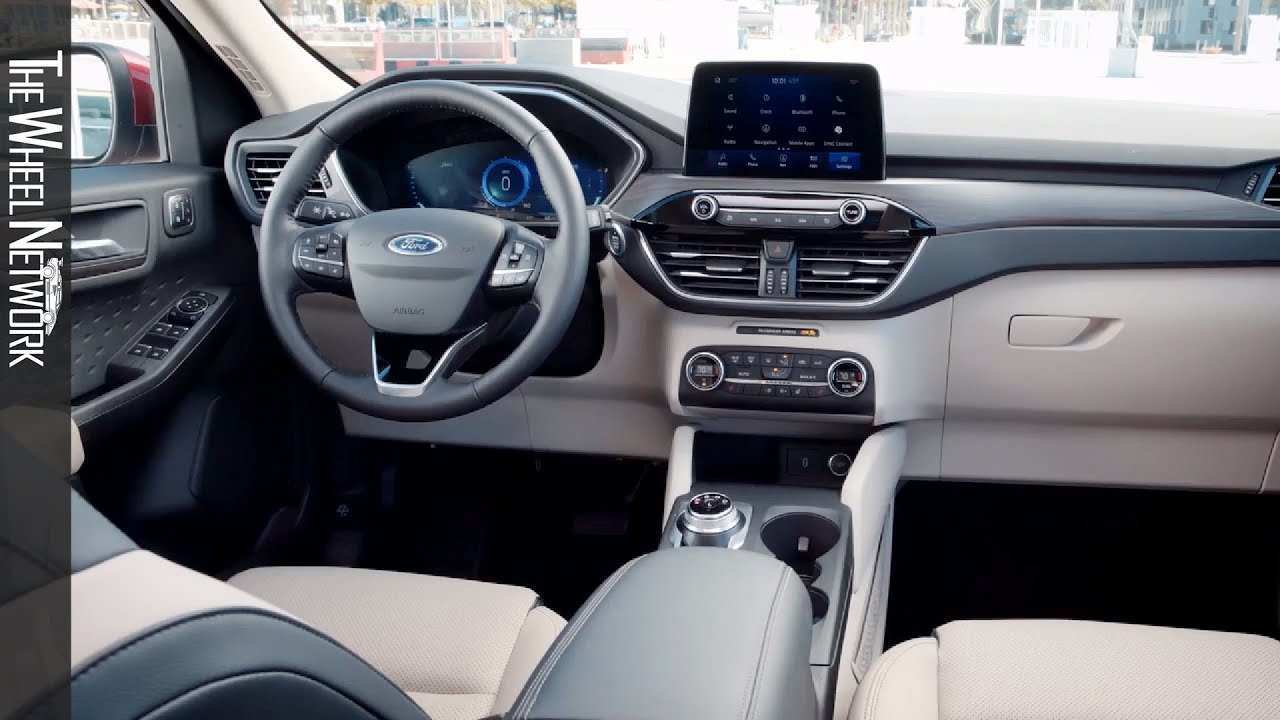 17 All New 2020 Ford Escape Interior Prices