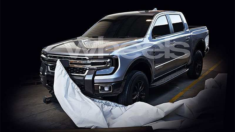 17 All New 2020 Ford Ranger Usa Picture