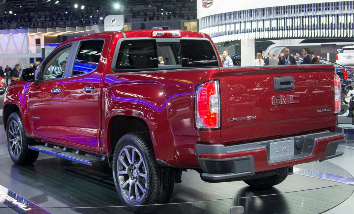 17 All New 2020 GMC Canyon Denali Release