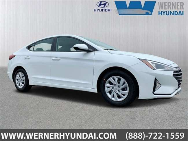 17 All New 2020 Hyundai Elantra Sedan Performance
