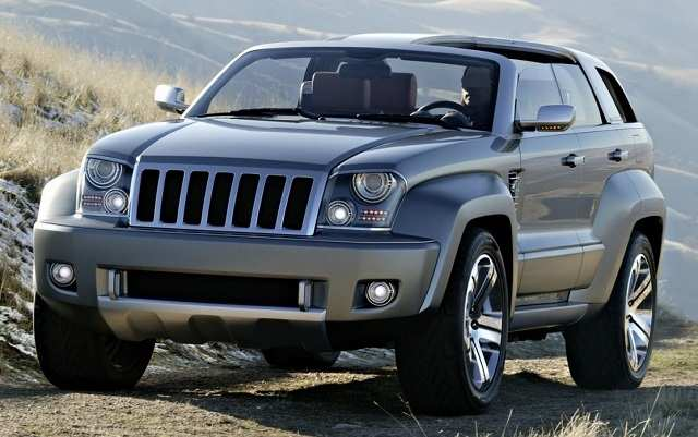 17 All New 2020 Jeep Liberty Redesign And Concept