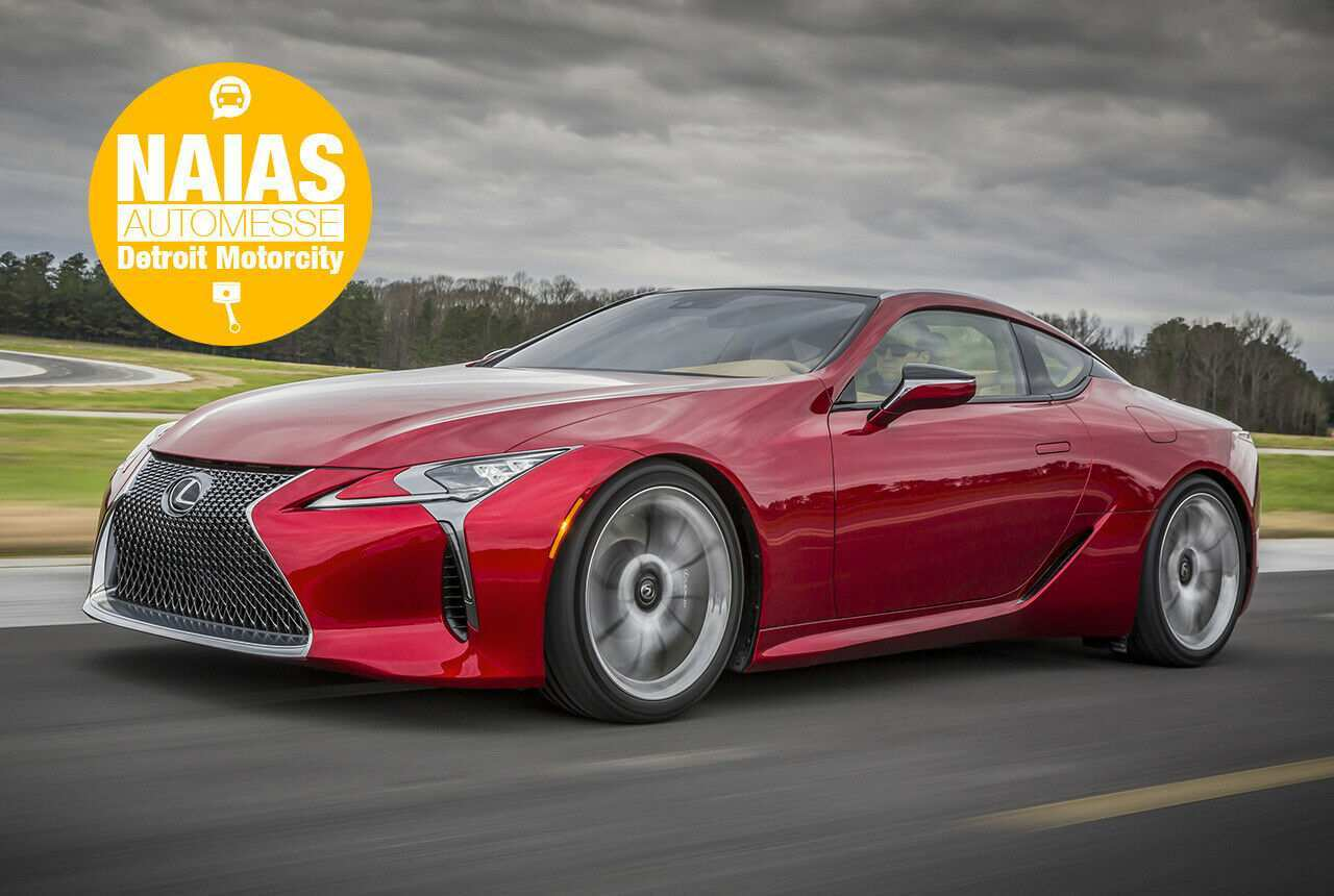 17 All New 2020 Lexus LF LC First Drive