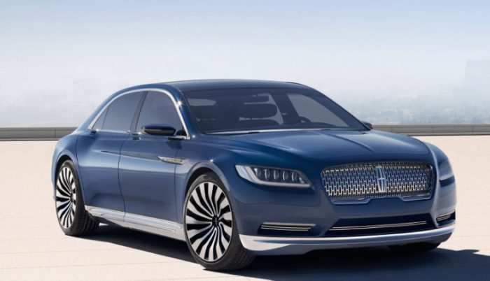 17 All New 2020 Lincoln Town Car Research New