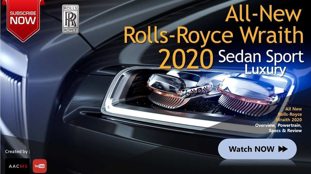 17 All New 2020 Rolls Royce Wraith Concept