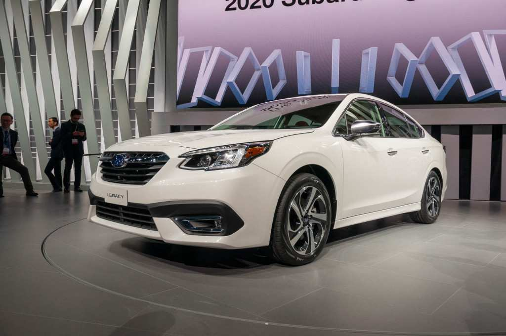 17 All New 2020 Subaru Legacy Mpg Exterior