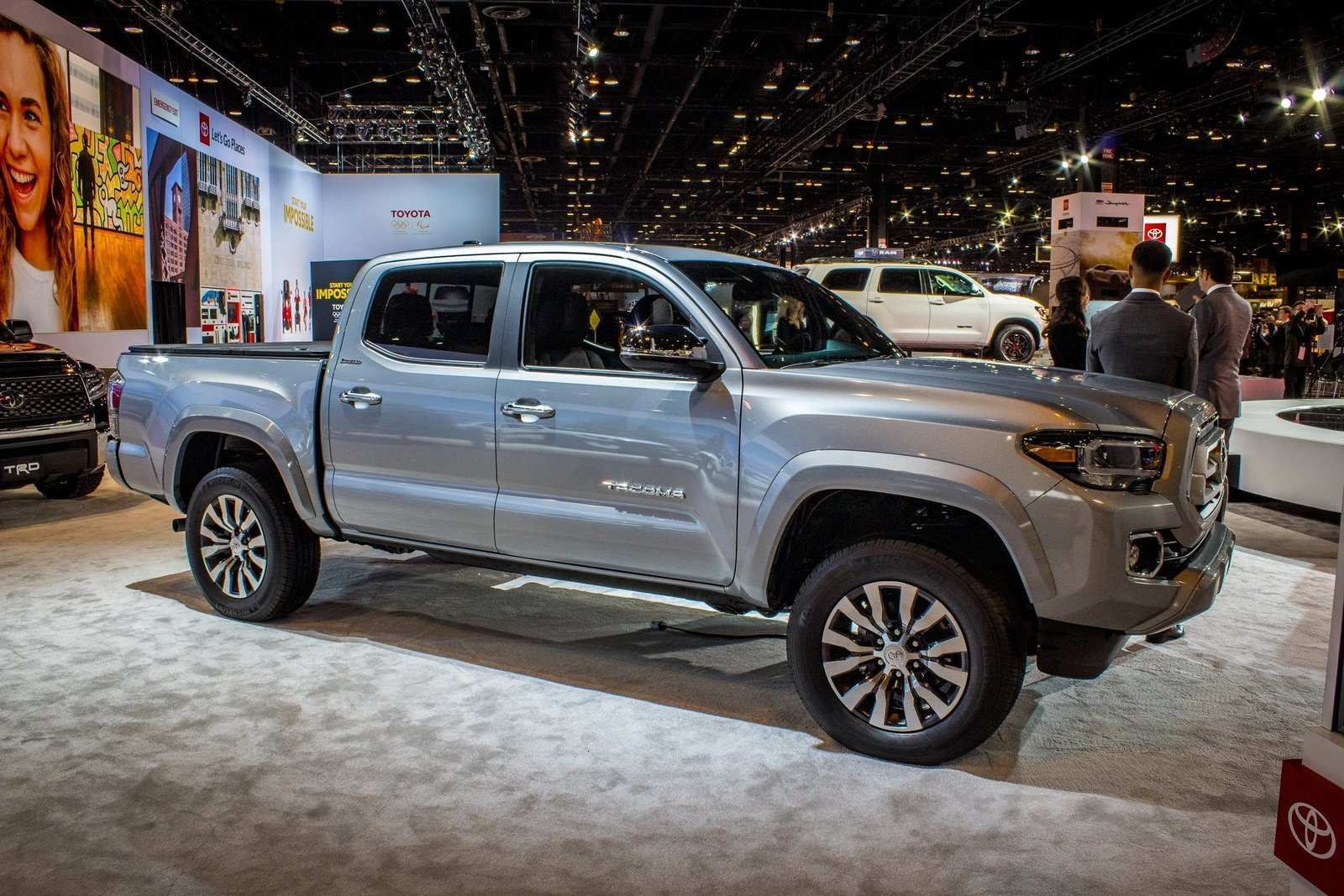 17 All New 2020 Toyota Tacoma Diesel Trd Pro Engine