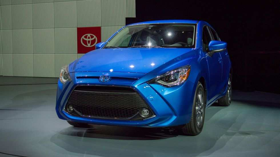 17 All New 2020 Toyota Yaris First Drive