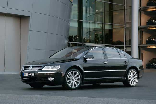17 All New 2020 VW Phaeton Images