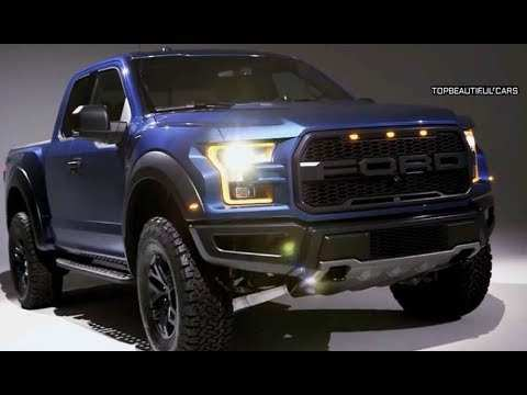 17 All New Ford Raptor 2020 Picture