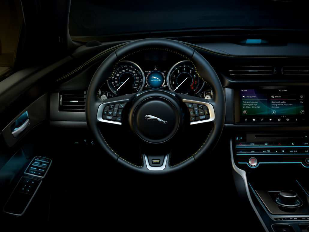 17 All New Jaguar Xf Facelift 2019 Pictures