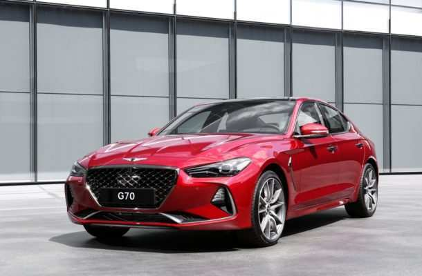17 All New Kia Genesis 2019 Photos