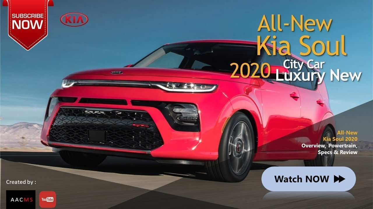 17 All New Kia Soul 2020 You Tube Spy Shoot