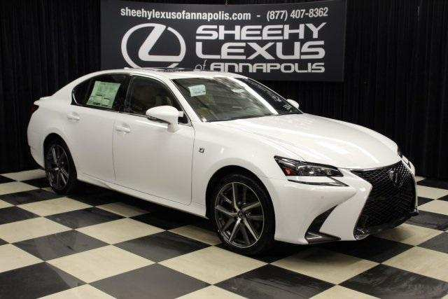 17 All New Lexus Gs 2019 Specs