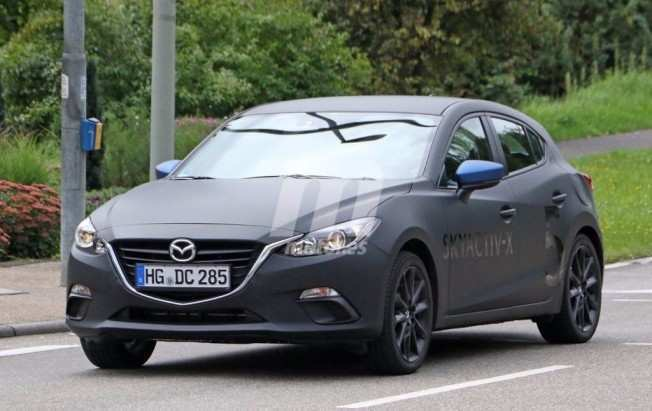 17 All New Mazda 3 2019 Lanzamiento Redesign And Concept