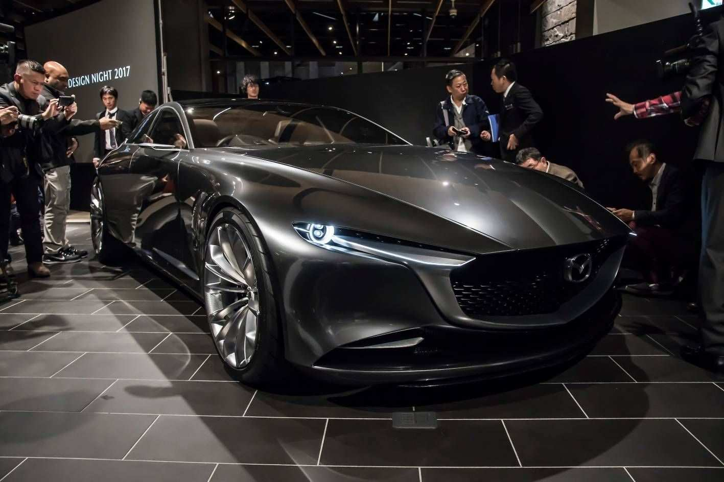 17 All New Mazda Kai 2019 History
