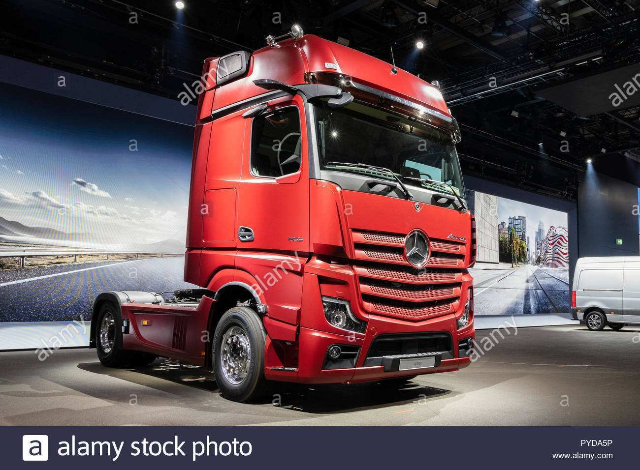 17 All New Mercedes Truck 2019 First Drive