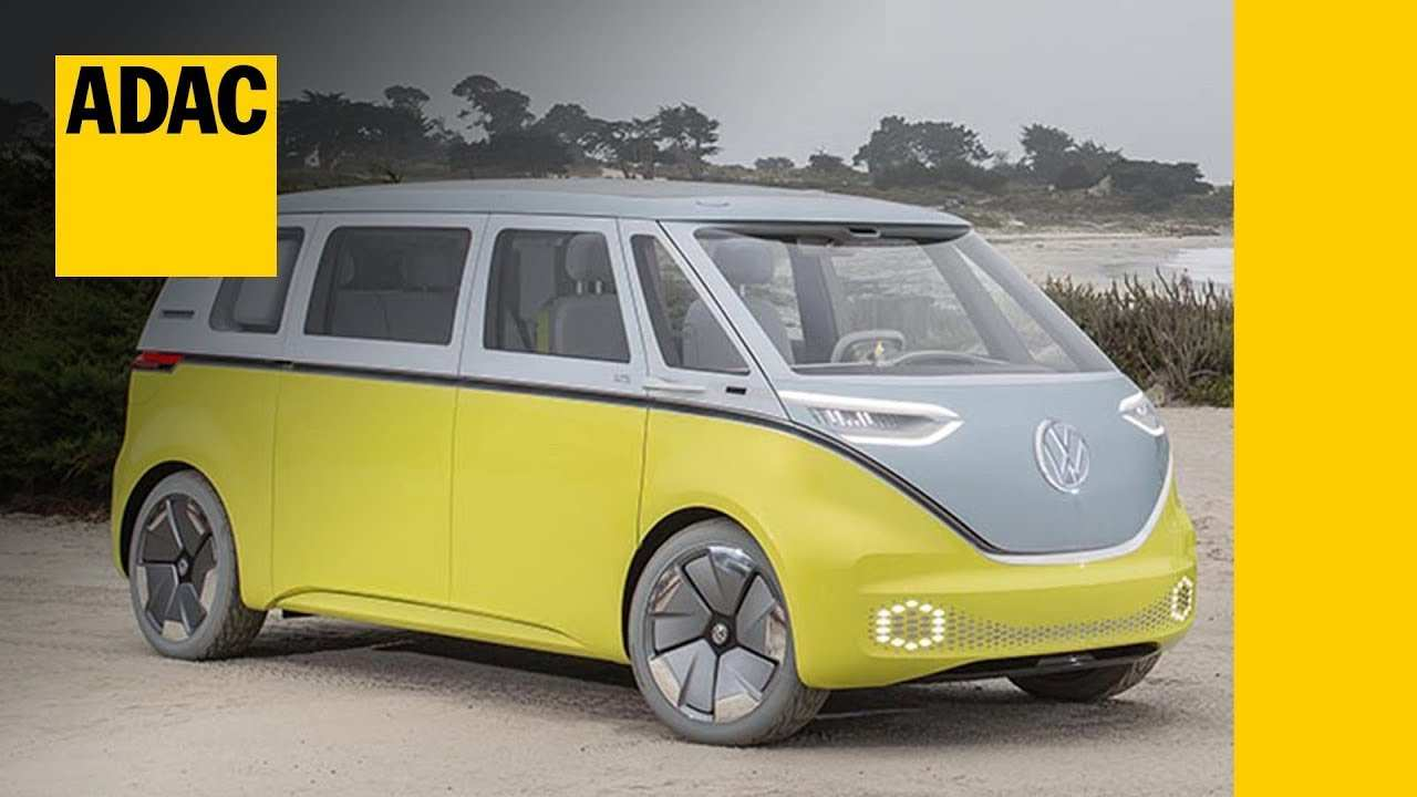 17 All New Volkswagen Buzz 2020 Style