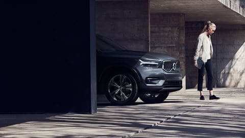 17 All New Volvo Xc40 Inscription 2020 Performance