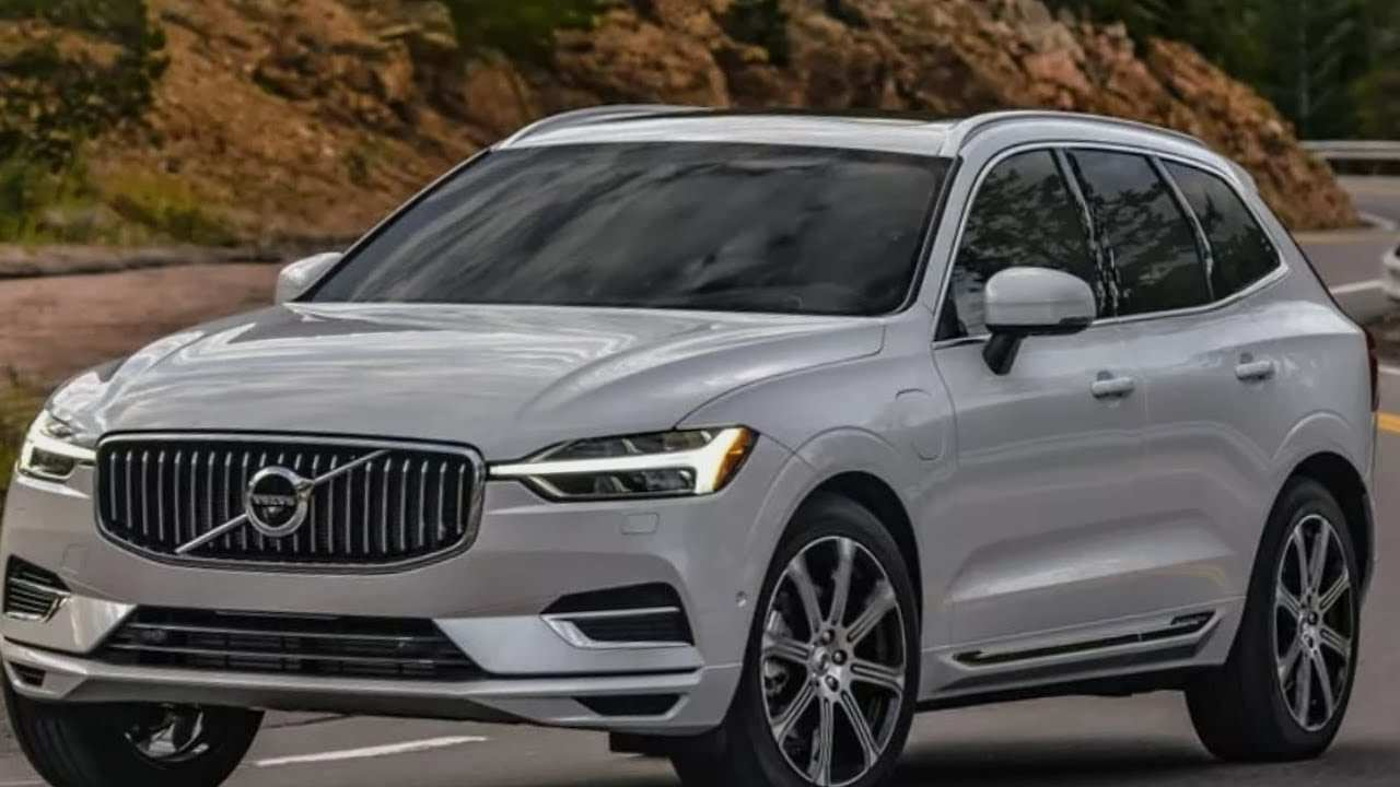 17 All New Volvo Xc60 2020 Update Price And Release Date