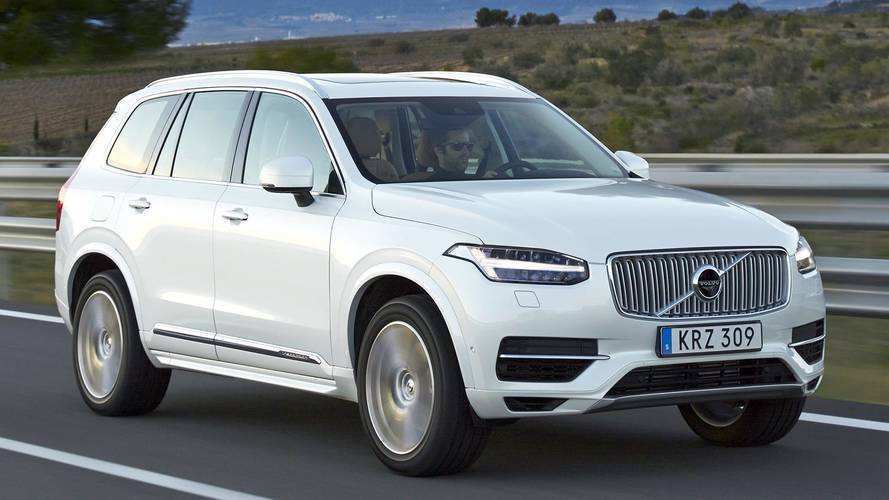 17 All New Volvo Xc90 Facelift 2019 Photos