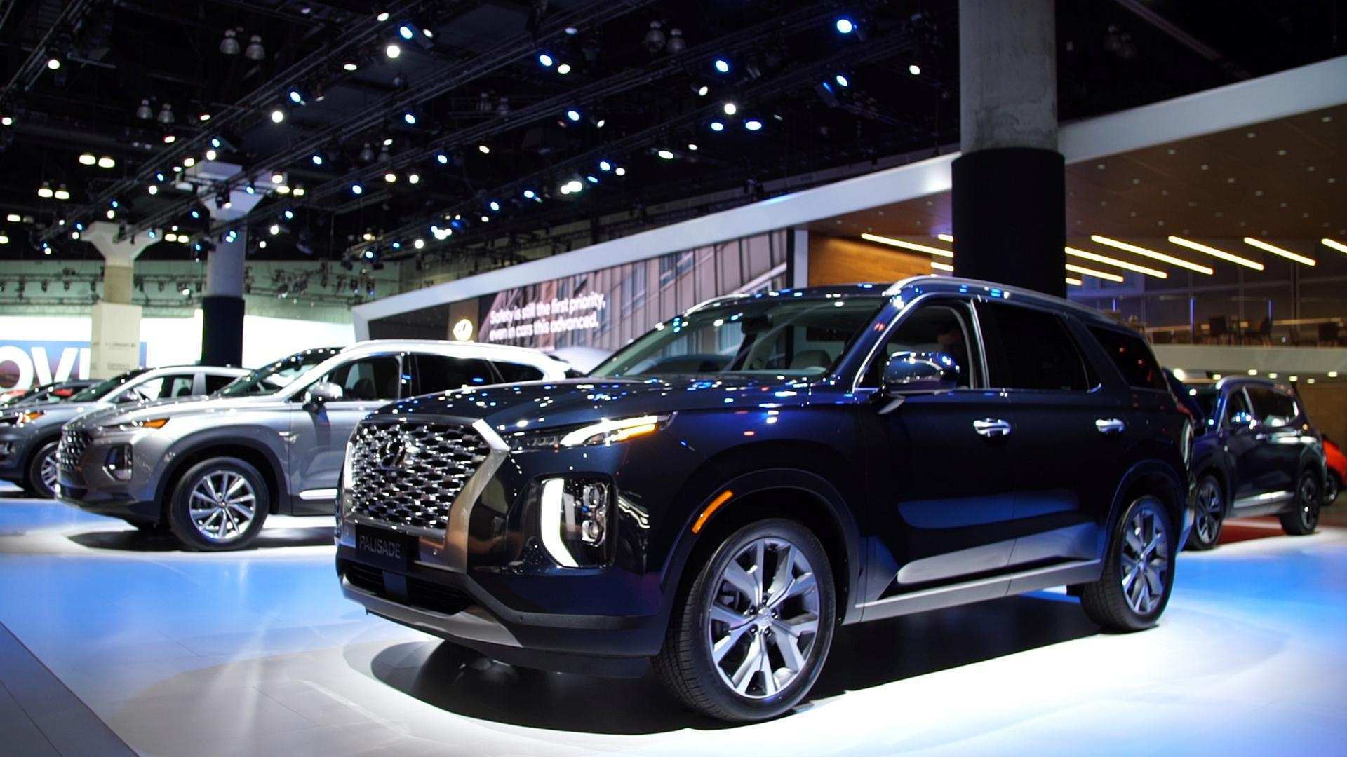 17 All New When Is The 2020 Hyundai Palisade Coming Out Exterior