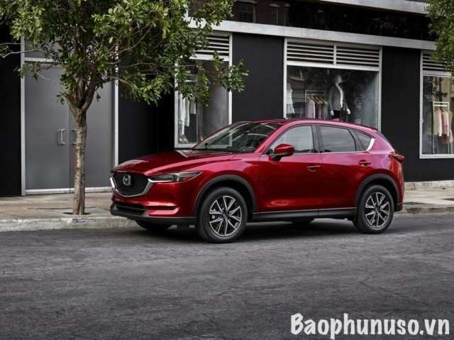17 All New Xe Mazda Cx5 2020 Release Date And Concept