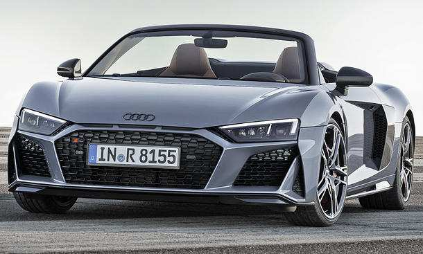 17 Best 2019 Audi R8 V10 Spyder First Drive