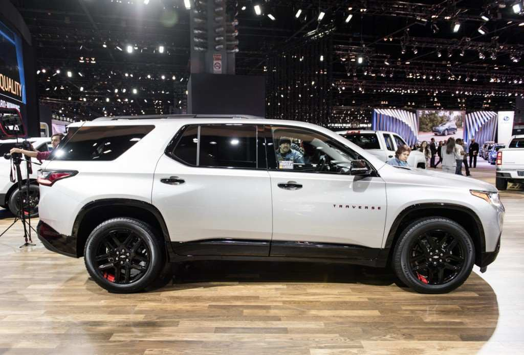17 Best 2019 Chevy Traverse Performance And New Engine