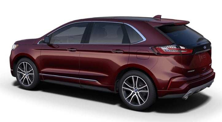 17 Best 2019 Ford Edge Sport Performance