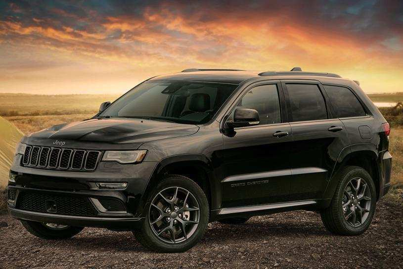 17 Best 2019 Grand Cherokee Spy Shoot